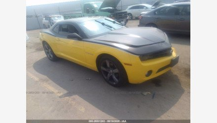 2012 Chevrolet Camaro LT Coupe for sale 101436386