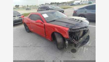 2012 Chevrolet Camaro LT Coupe for sale 101437164