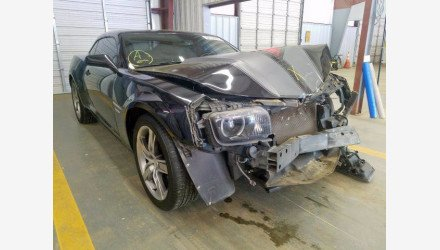 2012 Chevrolet Camaro LT Coupe for sale 101437860