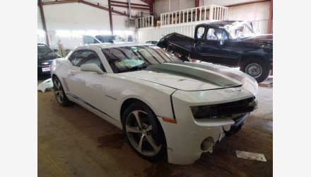2012 Chevrolet Camaro LS Coupe for sale 101438622