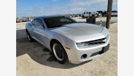 2012 Chevrolet Camaro LS Coupe for sale 101440599