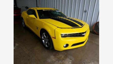 2012 Chevrolet Camaro LT Coupe for sale 101441246