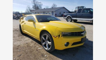 2012 Chevrolet Camaro LT Coupe for sale 101441307
