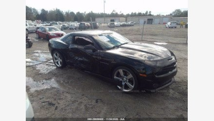 2012 Chevrolet Camaro SS Coupe for sale 101441387