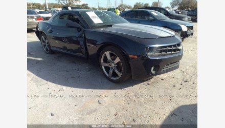 2012 Chevrolet Camaro LT Coupe for sale 101441461