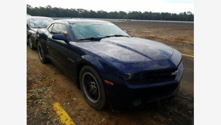 2012 Chevrolet Camaro LS Coupe for sale 101442001