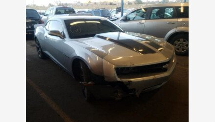 2012 Chevrolet Camaro LT Coupe for sale 101442009