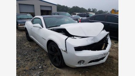2012 Chevrolet Camaro LS Coupe for sale 101442716