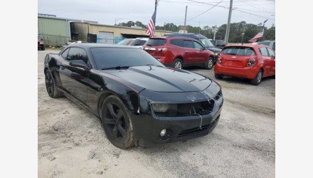 2012 Chevrolet Camaro LT Coupe for sale 101459446