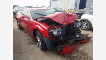 2012 Chevrolet Camaro LS Coupe for sale 101462562