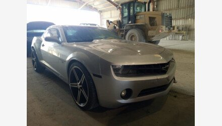 2012 Chevrolet Camaro LT Coupe for sale 101463275