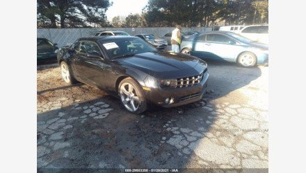 2012 Chevrolet Camaro LT Coupe for sale 101464786