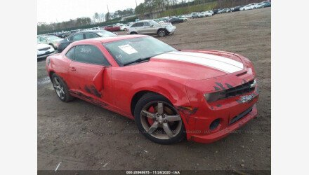 2012 Chevrolet Camaro LT Coupe for sale 101464819
