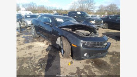 2012 Chevrolet Camaro LT Coupe for sale 101464958