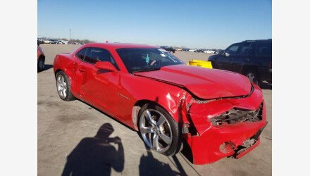 2012 Chevrolet Camaro LT Coupe for sale 101467967