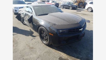 2012 Chevrolet Camaro LS Coupe for sale 101467979
