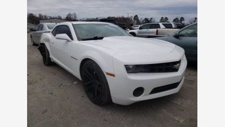 2012 Chevrolet Camaro LS Coupe for sale 101484203