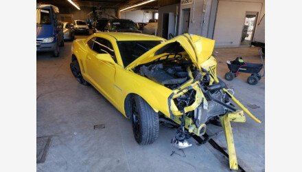 2012 Chevrolet Camaro LS Coupe for sale 101487542