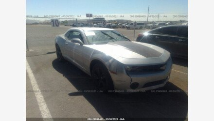2012 Chevrolet Camaro LS Coupe for sale 101488436