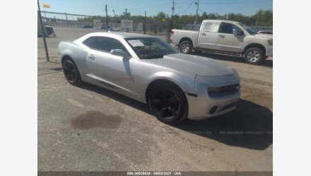2012 Chevrolet Camaro LT Coupe for sale 101489106