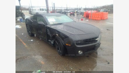 2012 Chevrolet Camaro LT Coupe for sale 101489944