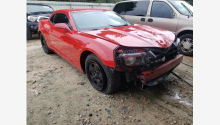 2012 Chevrolet Camaro LS Coupe for sale 101497266