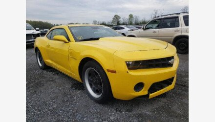2012 Chevrolet Camaro LS Coupe for sale 101502318