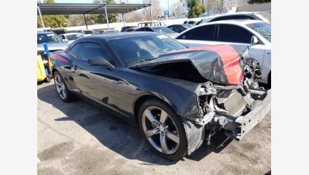 2012 Chevrolet Camaro LT Coupe for sale 101502411
