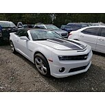 2012 Chevrolet Camaro SS Convertible for sale 101623650
