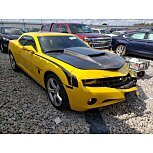 2012 Chevrolet Camaro LT Coupe for sale 101623913