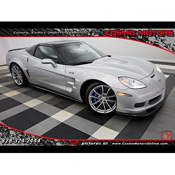 2012 Chevrolet Corvette ZR1 Coupe for sale 100968689