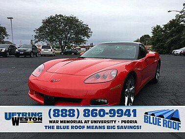 2012 Chevrolet Corvette Coupe for sale 101036343