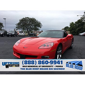2012 Chevrolet Corvette Coupe for sale 101036343