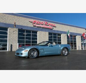 2012 Chevrolet Corvette Grand Sport Convertible for sale 101077724