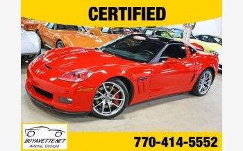 2012 Chevrolet Corvette Grand Sport Coupe for sale 101092144
