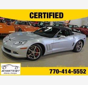 2012 Chevrolet Corvette Grand Sport Convertible for sale 101193231