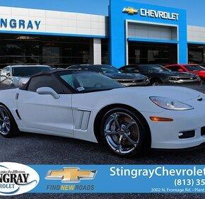 2012 Chevrolet Corvette Grand Sport Convertible for sale 101244262