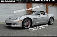 2012 Chevrolet Corvette Grand Sport Coupe for sale 101300086