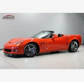 2012 Chevrolet Corvette Grand Sport Convertible for sale 101307162