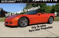 2012 Chevrolet Corvette Grand Sport Convertible for sale 101327526