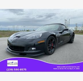 2012 Chevrolet Corvette Grand Sport Convertible for sale 101328957
