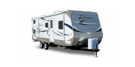 2012 CrossRoads Zinger ZT23FB specifications