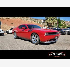 2012 Dodge Challenger for sale 101331108