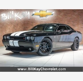 2012 Dodge Challenger R/T for sale 101415352
