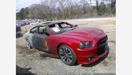 2012 Dodge Charger SRT8 for sale 101128410