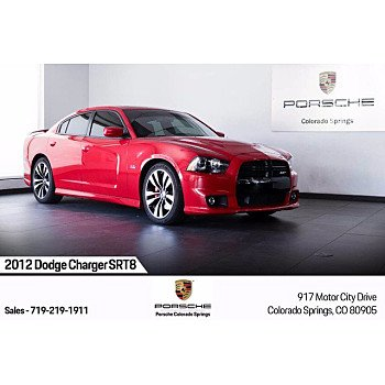 2012 Dodge Charger SRT8 for sale 101336883
