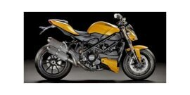 2012 Ducati Streetfighter 848 specifications