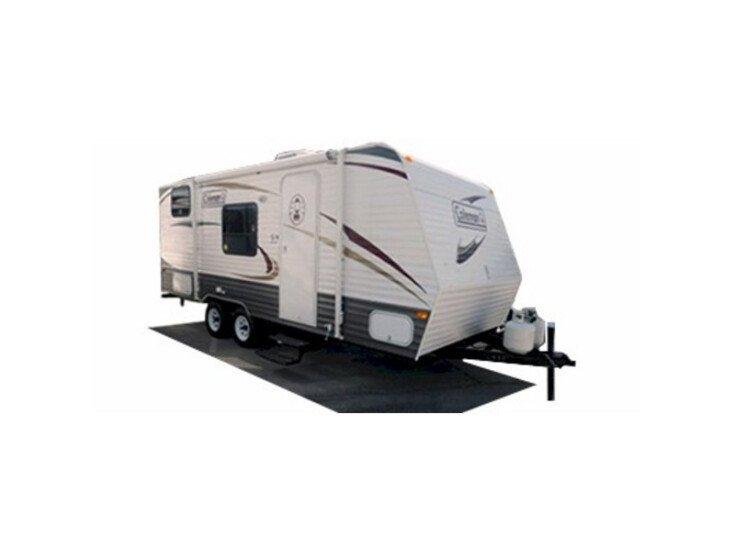 2012 Dutchmen Coleman CT249BH specifications