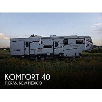 2012 Dutchmen Komfort for sale 300196007
