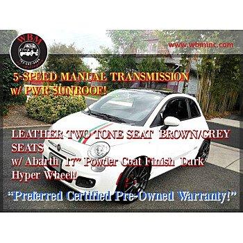 2012 FIAT 500 Sport Hatchback for sale 101193374